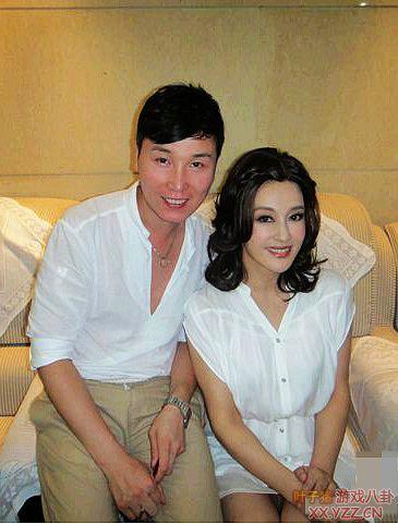 揭刘晓庆出道20余年换脸历程