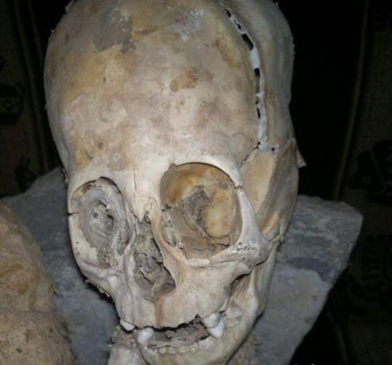 秘鲁巨头干尸疑似外星人遗骨 奇趣发现