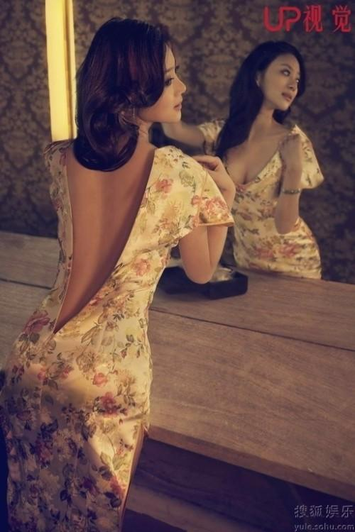 让人欲罢不能的曲线 美女图片