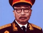你知道中国哪位上将逝世后美国情报局放假三天?(图)